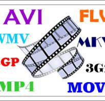 Конверторы видео онлайн