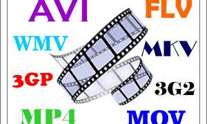 Переделать видео в другой формат онлайн