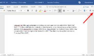 Исправить английский текст