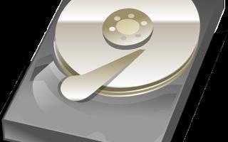 Как разобрать жесткий диск ноутбука
