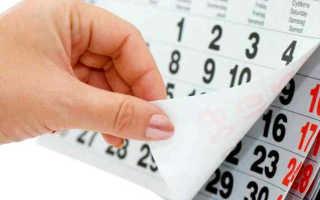 Как посчитать выходные дни в excel