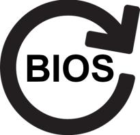 Как изменить bios