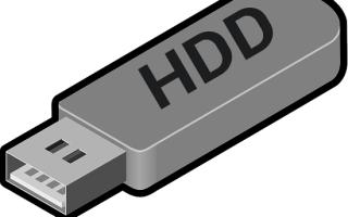 Как подключить флешку вместо жесткого диска