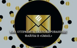 Ваше сообщение отправленное на адрес заблокировано