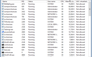 Администрирование управляющего сервера