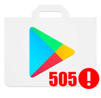Гугл плей ошибка 505