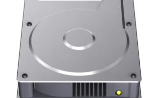 Подключение проводов к жесткому диску