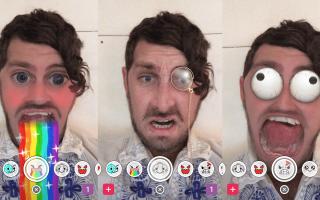 Видео камера с эффектами онлайн