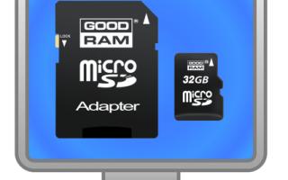 Компьютер не открывает микро сд флешку