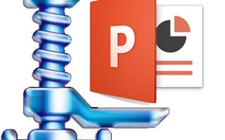 Как уменьшить презентацию в powerpoint