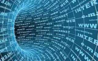Сервисы предоставляемые сетью интернет