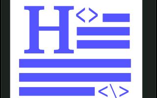 Отличие html от html