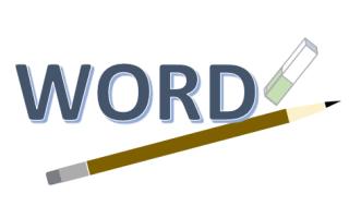 Конус в word