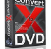 Как записать avi на dvd